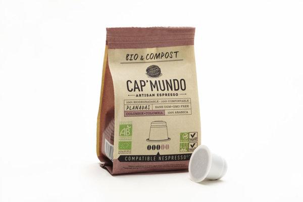 BIO & COMPOST Кафе Капсули PLANADAS